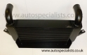 100mm Airtec Top Feed intercooler for 3dr & Sapphire Cosworth