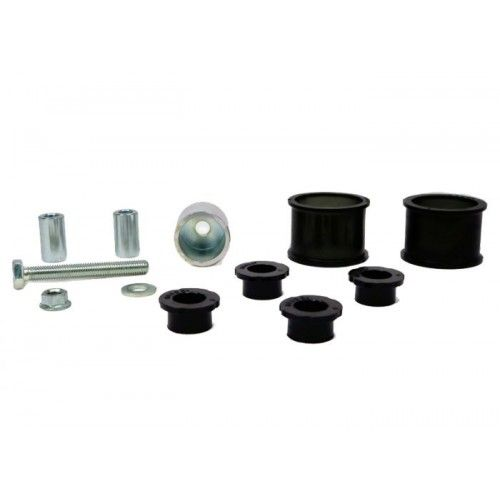"""Whiteline Front Steering Rack & Pinion Mount Bushing Fits Subaru	Forester"""