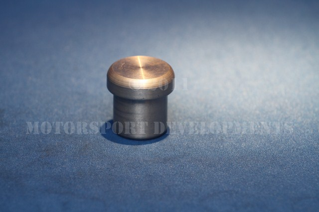 25mm Alloy Dump Valve Blanking Bung