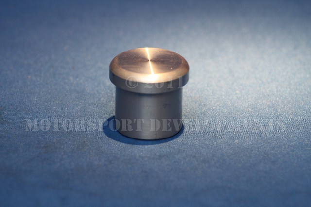 33mm Alloy Dump Valve Blanking Bung