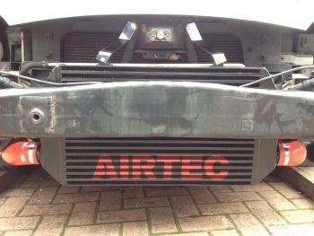 AIRTEC Intercooler Upgrade for Mondeo MK3 2.0/2.2 Turbo Diesel