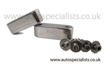 AS Bonnet Spacer Blocks for Fiesta MK6 inc ST150 & Zetec-S