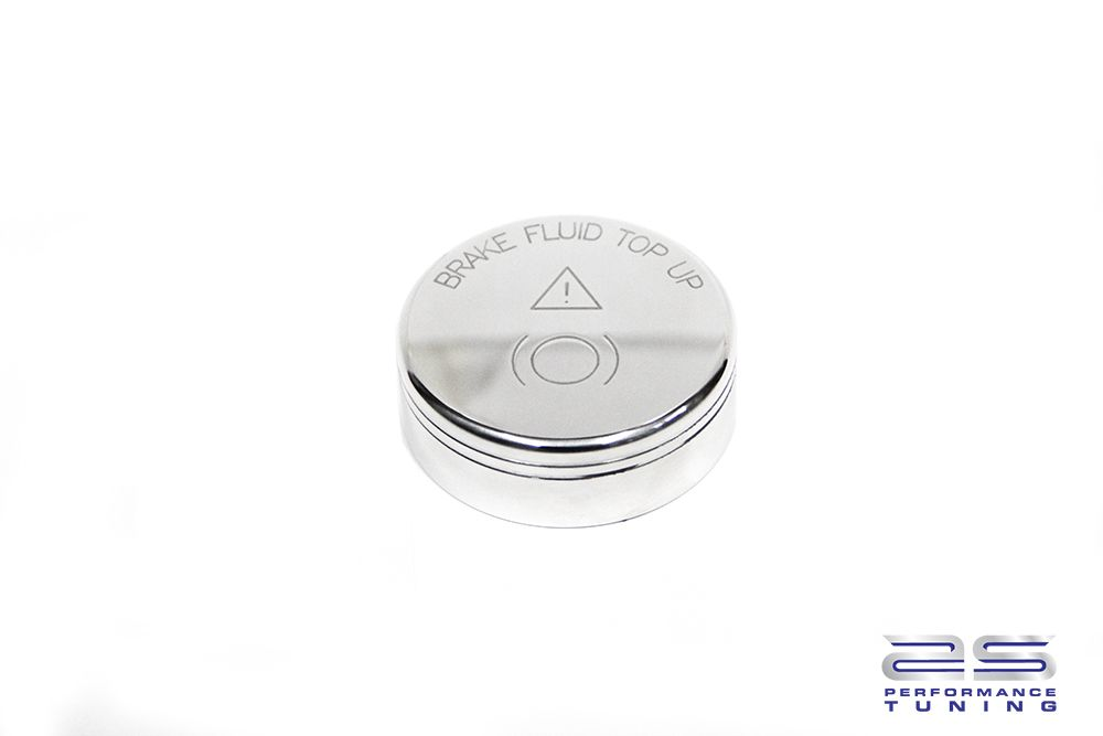 AS Brake Reservoir Cap Cover with Logo