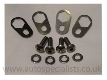 AS Fuel Injector Securing Clamps for Escort RS Turbo