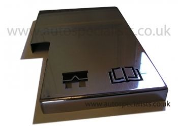 AS Fuse Box Cover with Logo for MK2 / MK3 Focus