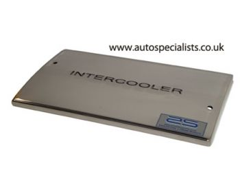 AS Intercooler Cover with Logo for MK1 Focus RS