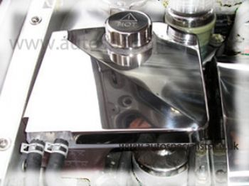 AS Stainless Header Tank Cover for 1.8 & 2.0 Focus