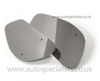 AS Under Bonnet Vent Plates for 4WD Sierra Cosworth