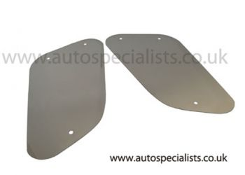 AS Under Bonnet Vent Plates for S2 RS Turbo