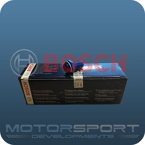 Bosch 044 Fuel Pump & Inlet Adapter
