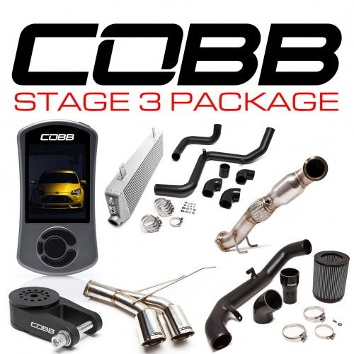 COBB Ford Stage 3 Power Package
