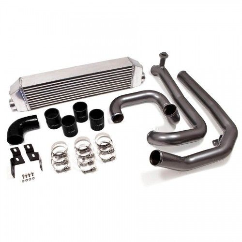 COBB Mazdaspeed3 GEN2 Front Mount Intercooler - Stealth Black