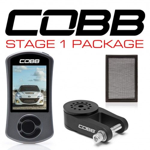 COBB Mazdaspeed3 GEN2 Stage 1 Power Package W-V3
