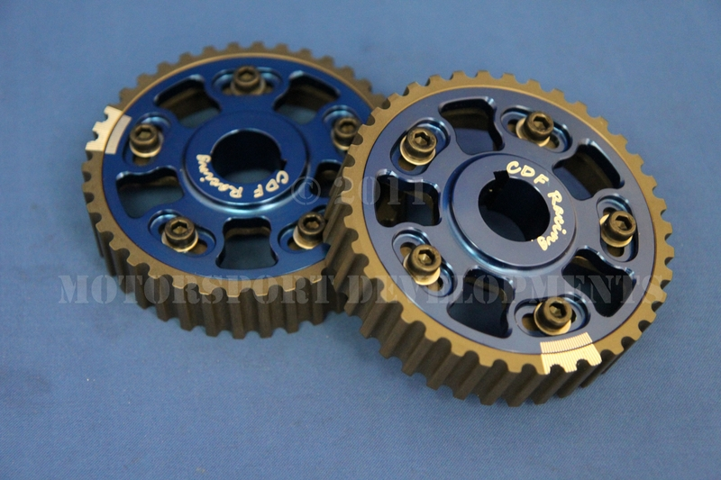 Cosworth Cam Pulleys