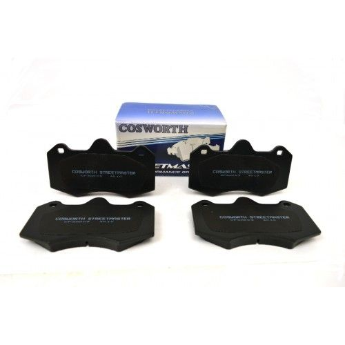 Cosworth StreetMaster Front Brake Pads AP Racing Caliper 6 Piston CP7048