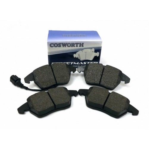 Cosworth StreetMaster Front Brake Pads VAG Golf, Scirocco, Passat, Octavia