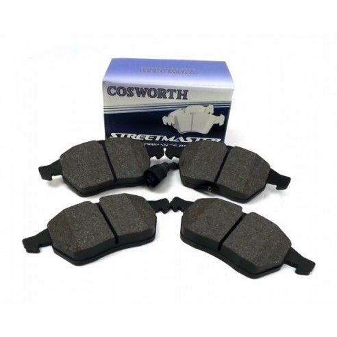 Cosworth StreetMaster Front Brake Pads VAG, VW Golf, Audi TT, A3