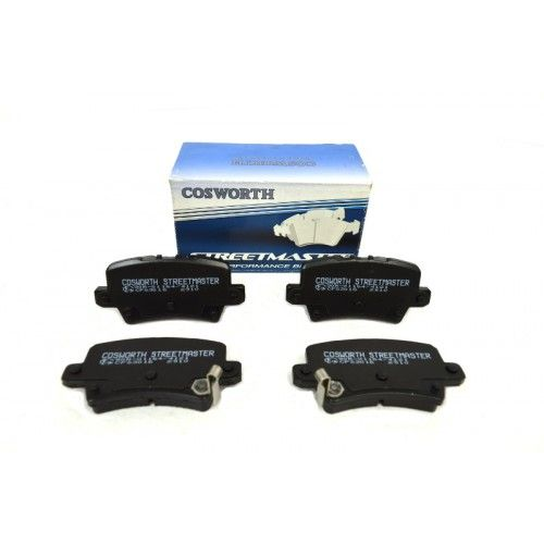 Cosworth StreetMaster Rear Brake Pads Honda Civic Type R FN2 Euro