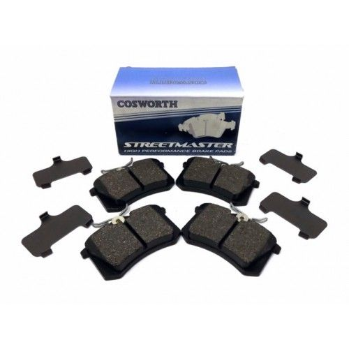 Cosworth StreetMaster Rear Brake Pads VAG, Audi TT, VW Golf & Scirocco