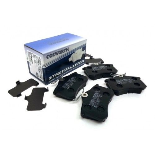 Cosworth StreetMaster Rear Brake Pads VAG Golf, Leon, Octavia, A3