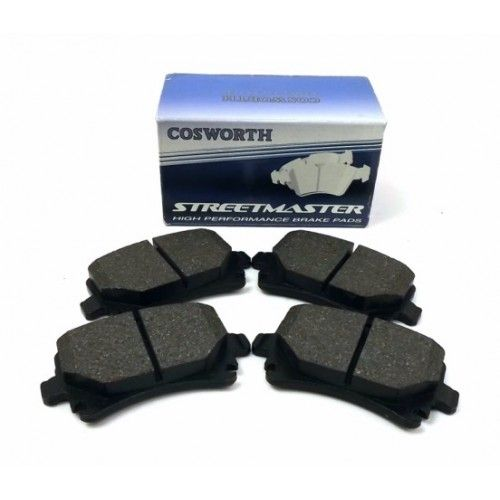 Cosworth StreetMaster Rear Brake Pads VAG, VW Golf, Scirocco, Octavia