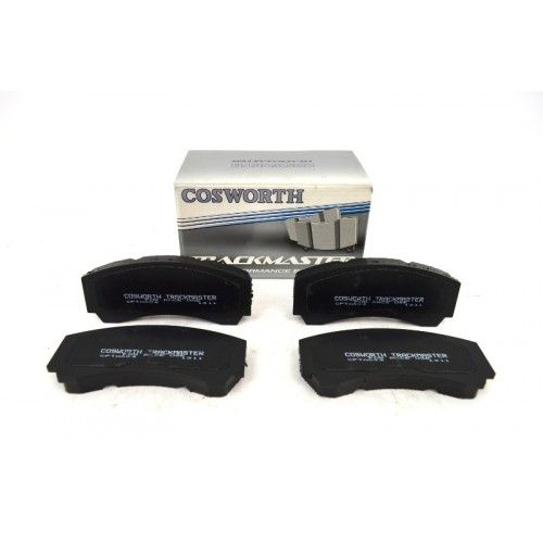 Cosworth TrackMaster Front Brake Pads AP Racing Caliper 4 Piston CP5200.