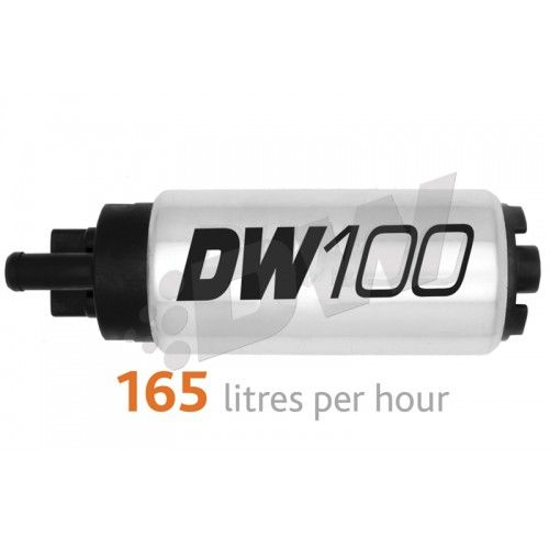 DeatschWerks DW100 In-Tank Fuel Pump Honda Specific w/install kit Fits Honda Civic MK 6/ Civic MK 5