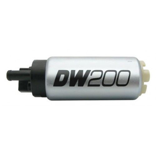 DeatschWerks DW200 series, 255lph in-tank fuel pump with install kit Fits Mitsubishi Lancer Evolutio