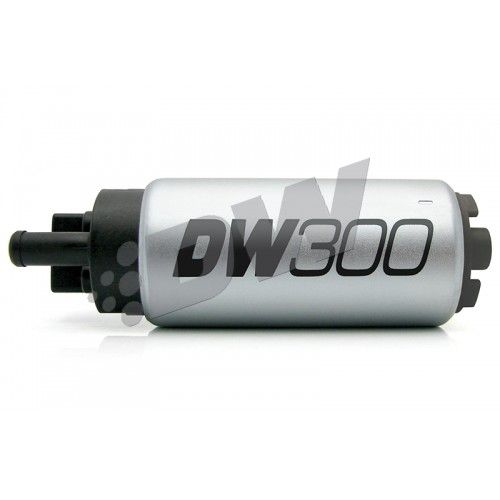 DeatschWerks DW300 series, 340lph in-tank fuel pump with install kit Honda Civic