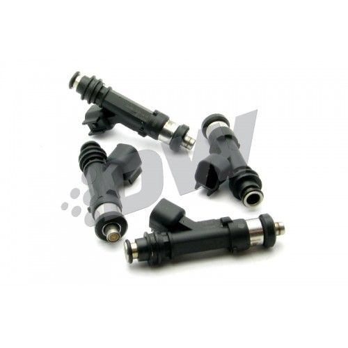 Deatschwerks matched set of 4 injectors 1200cc/min Honda S2000 Civic SI CR-Z