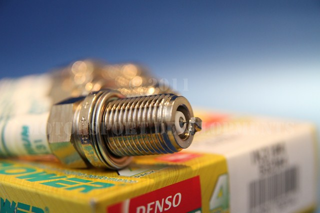 Denso Iridium Ik24 Spark Plugs Set Of 4