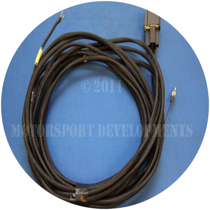 Escort Cosworth Fuel Pump Rewire Loom (Terminated to suit the Escort Cosworth sender plug)