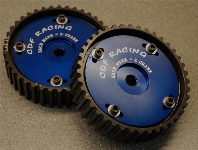 Focus RS Cam Pulleys