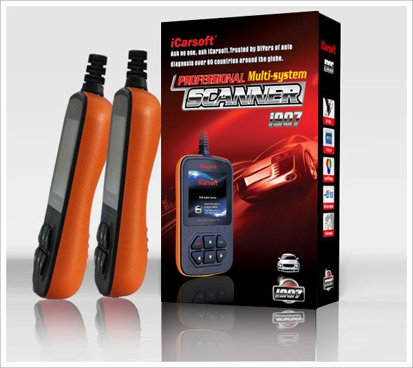 iCarsoft Multi-system Scanner i907 for Renault / Dacia +OBDII - sale