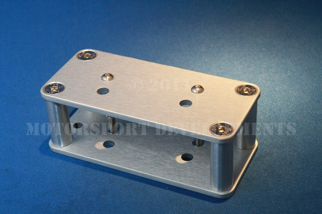 YB Ignition Twin Amplifier Mounting Bracket.