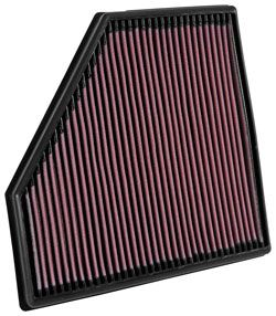 K&N High flow air filter