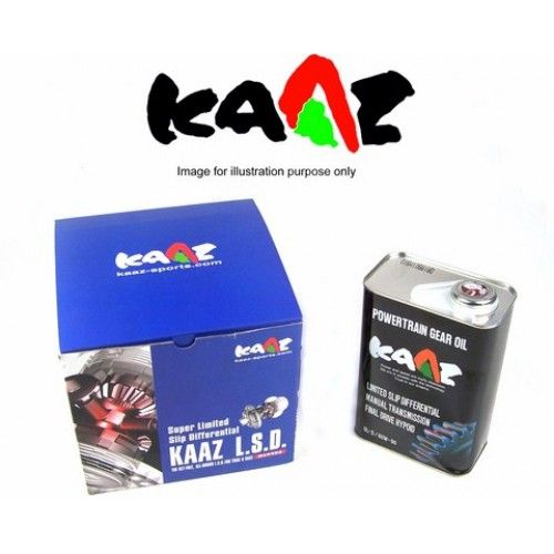 KAAZ LSD SuperQ for Honda F20B, H22A (Accord, Prelude) (1.5 way)