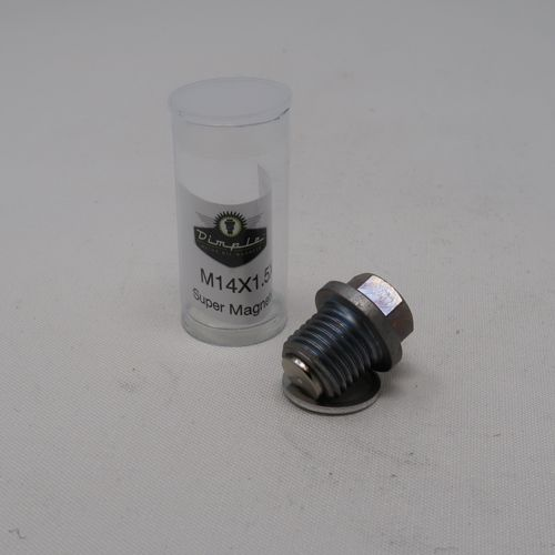 M14 x 1.5 x 16 mm Magnetic Oil Sump Drain Plug