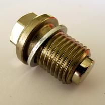 M14 x 1.5 x 24 mm Magnetic Oil Sump Drain Plug