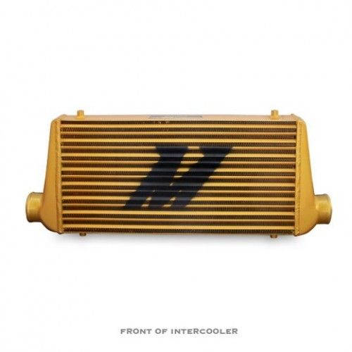 Mishimoto Eat Sleep Race Special Edition M Line Intercooler - All Gold