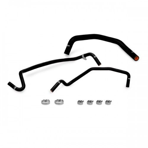Mishimoto Ford Mustang GT Silicone Ancillary Coolant Hose Kit, 2015+