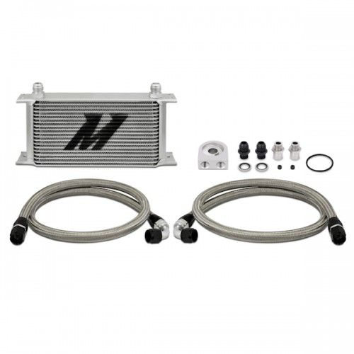 Mishimoto Non Thermostatic Universal 19 Row Oil Cooler Kit