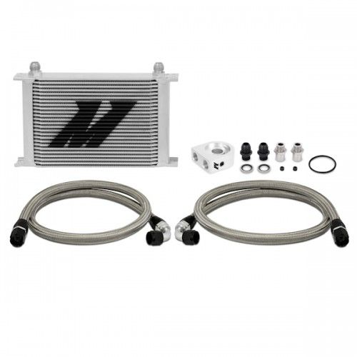 Mishimoto Non Thermostatic Universal 25 Row Oil Cooler Kit