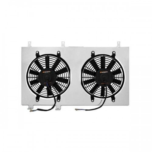 Mishimoto Performance Aluminium Fan Shroud Kit Mitsubishi Evolution X 08-13
