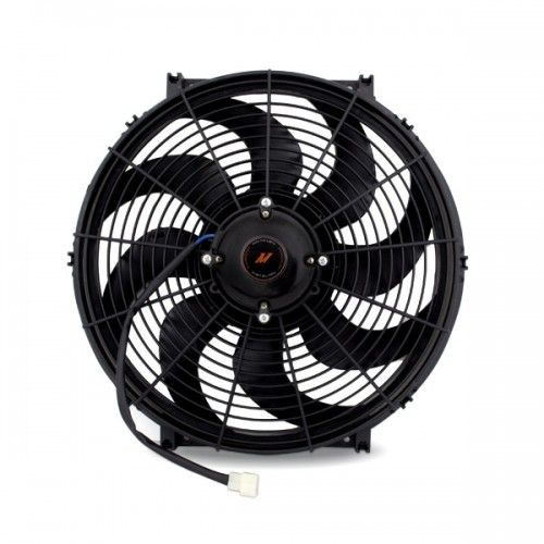 Mishimoto Race Line, High-Flow Fan, 16""