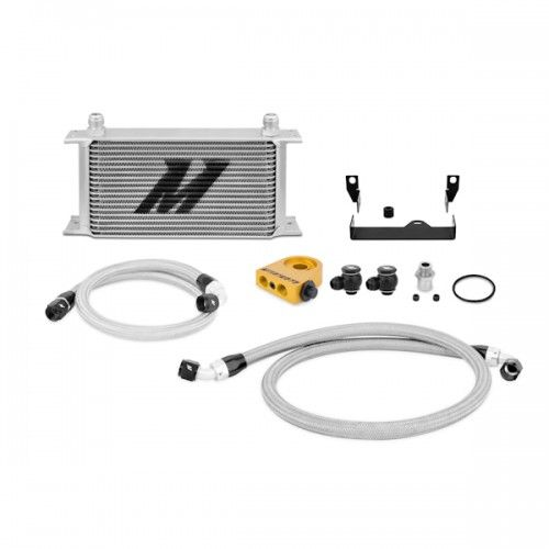 Mishimoto Thermostatic Oil Cooler Kit Subaru Impreza GB RB 07