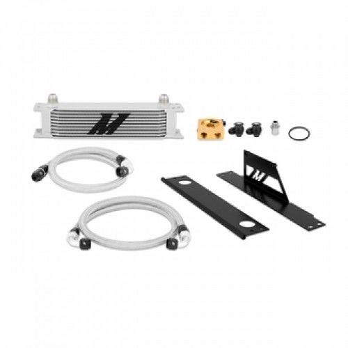 Mishimoto Thermostatic Oil Cooler Kit Subaru Impreza WRX/STI 01-05