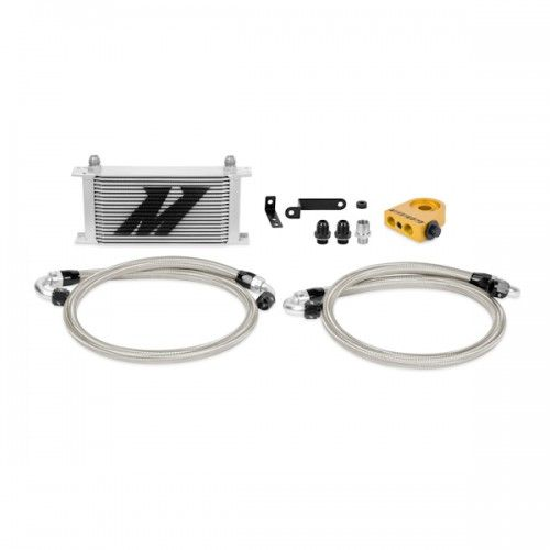 Mishimoto Thermostatic Oil Cooler Kit Subaru WRX STI 08+