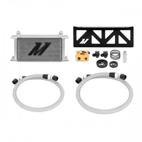 Mishimoto Thermostatic Oil Cooler Kit Toyota GT86 ZN6 / Subaru BRZ ZC6 FA20