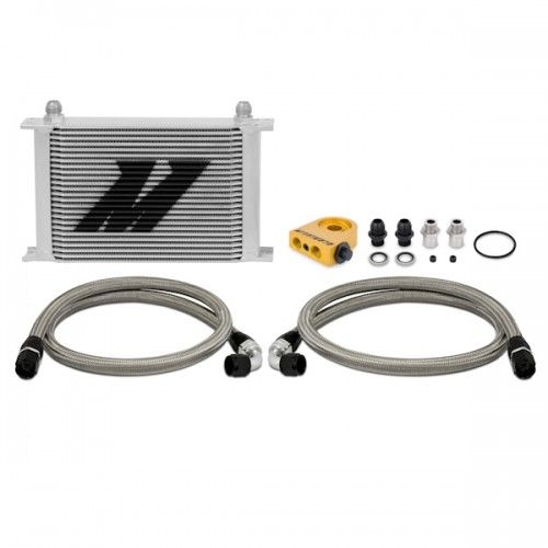Mishimoto Thermostatic Universal 25 Row Oil Cooler Kit
